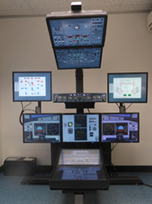 A320 Flat Panel Trainer